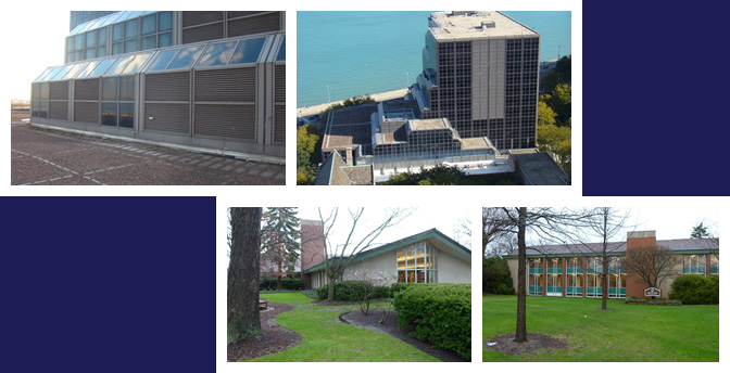 BTC Awarded Engineering Services for Partial Roof Replacement Project at Northwestern University