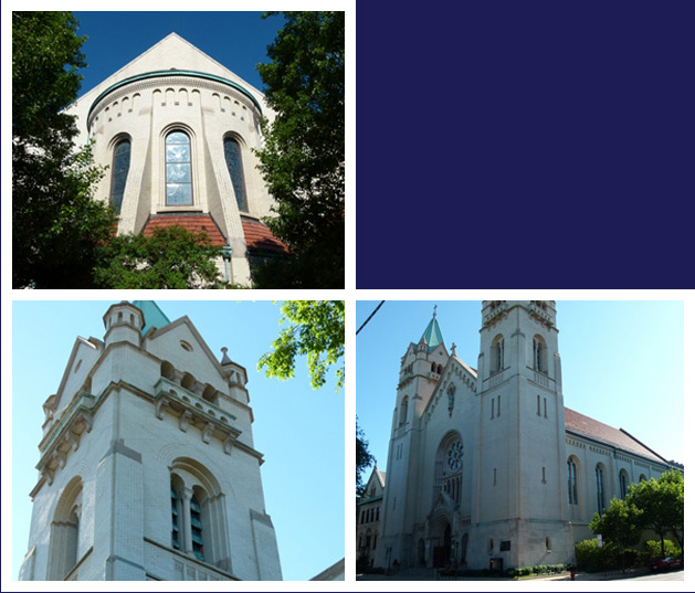 St. Josaphat Church Selects BTC for Evaluation of Exterior Masonry
